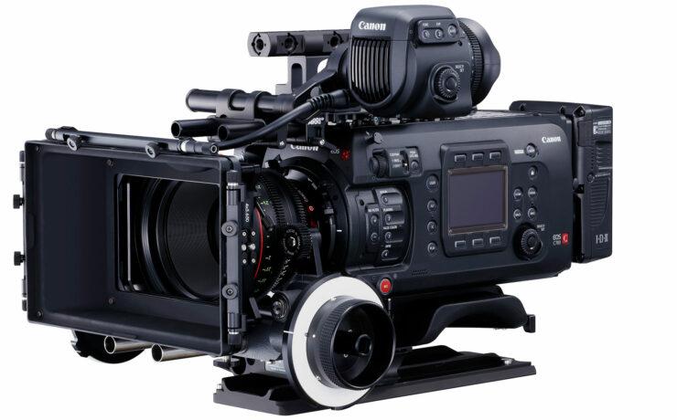 Canon Goes Full Frame: Canon EOS C700 FF 5.9K Announced