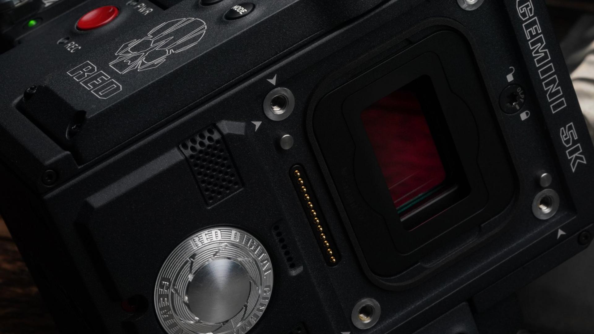 REDがEPIC-WにGEMINI 5K S35センサーを採用