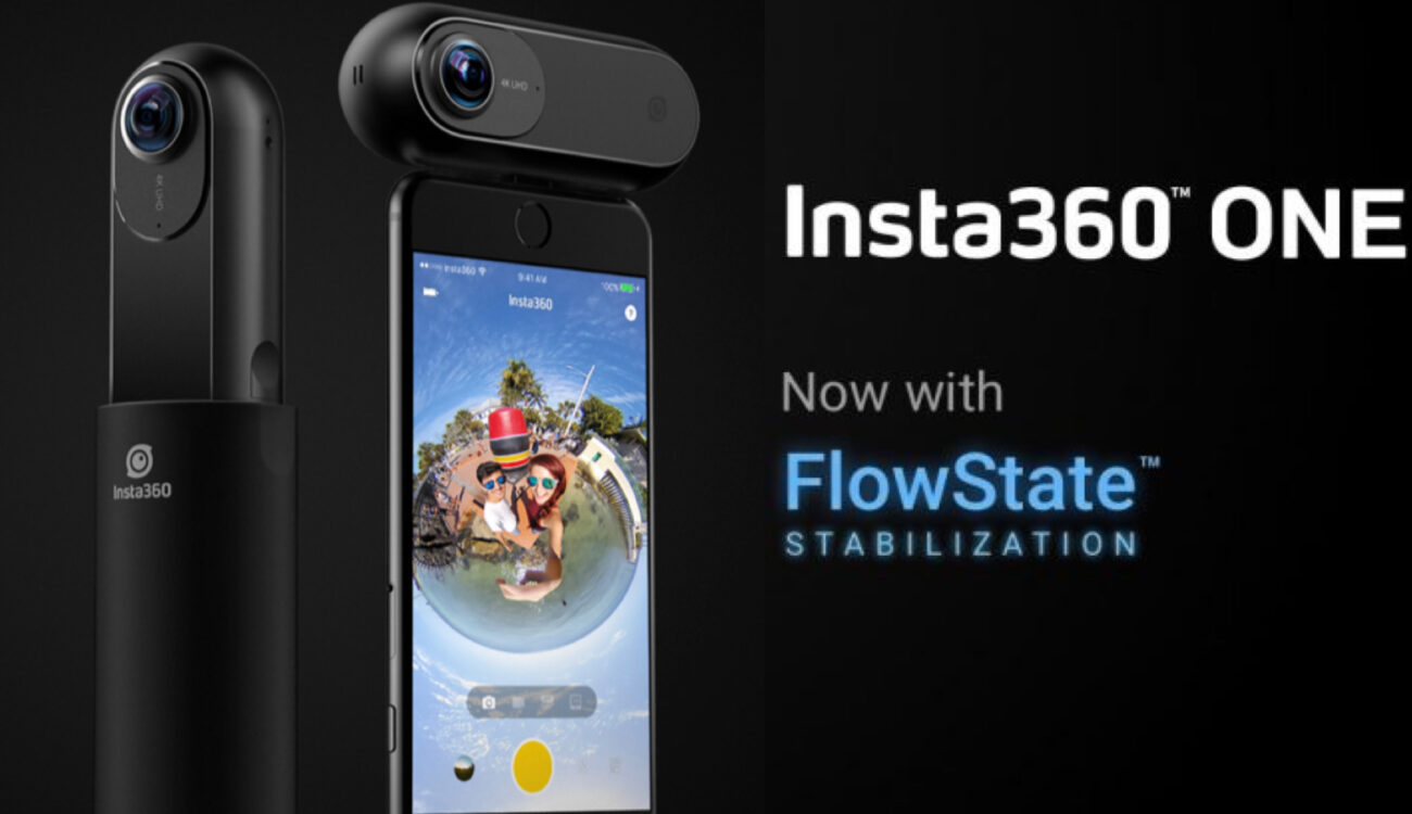 """Insta360 ONE Gets """"Gimbal Killer"""" Firmware Update - The FlowState Stabilization Feature"""