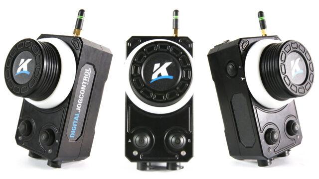 Kessler Digital Jog Control