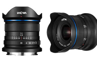 Venus Optics Laowa 9mm f/2.8 - The World's Widest Rectilinear Lens for APS-C