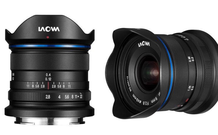Venus Optics Laowa 9mm f/2.8 - The World's Widest Rectilinear Lens for APS-C