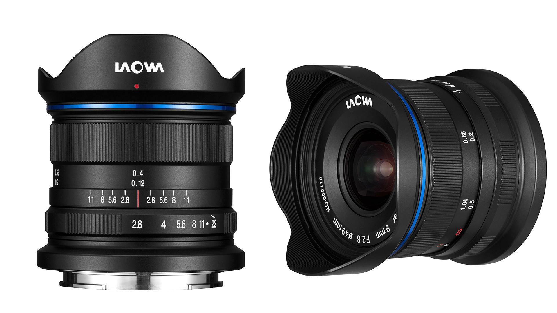 Venus OpticsがLaowa 9mm f/2.8を発表 - APS-Cの世界最広角レクティリニア・レンズ