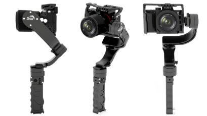Nebula 5100 a7 Slant - A New Sony a7 Series Gimbal from Filmpower