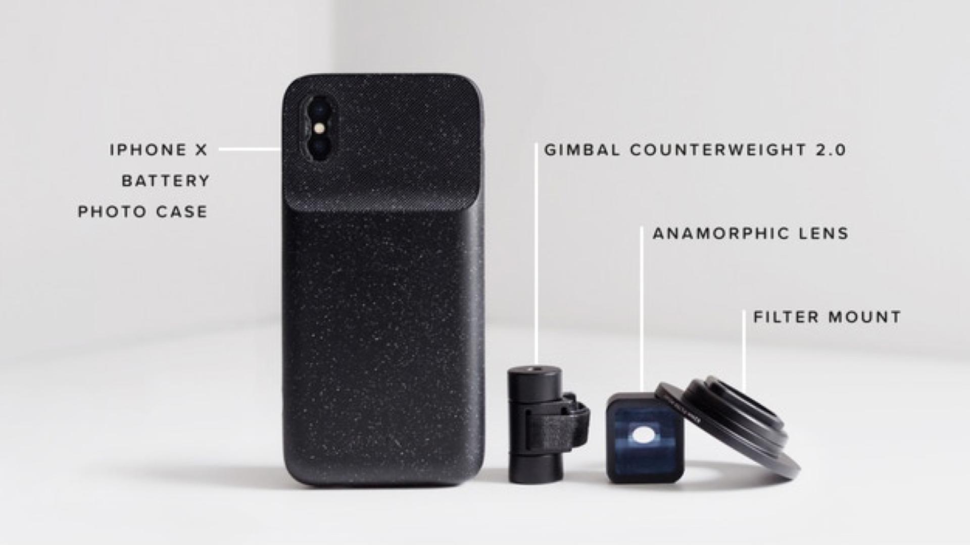super popular 90991 6f4a0 Moment Introduces an Anamorphic Lens For Premium Smartphones | cinema5D