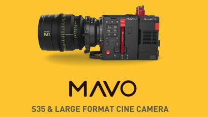 Kinefinity MAVO – New 6K Cinema Camera and Lens Family