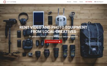 MotionTribe Makes Renting Gear in Europe Easy