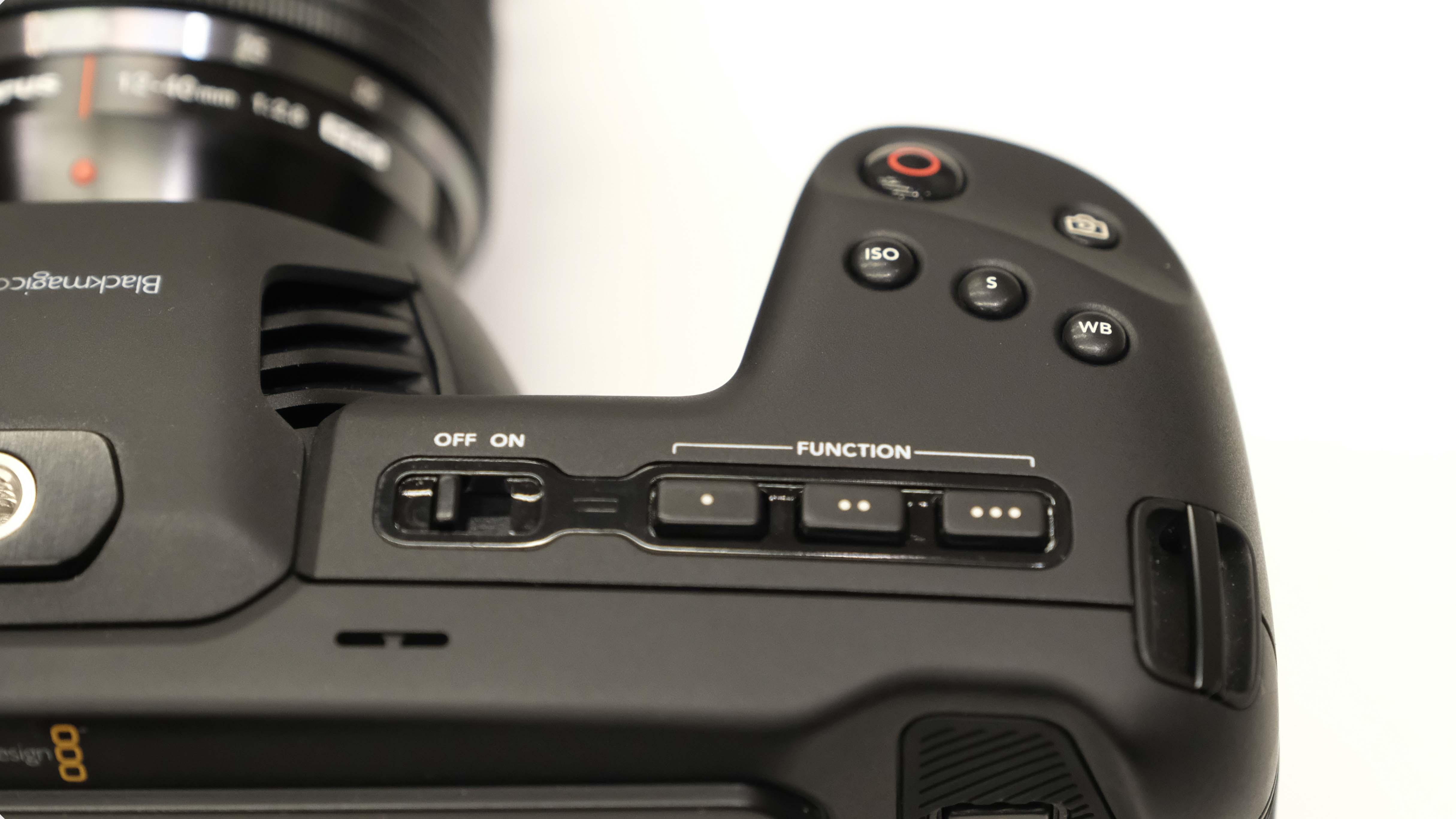 Blackmagic Pocket Cinema Camera 4K Hands on with CEO Grant Petty ...