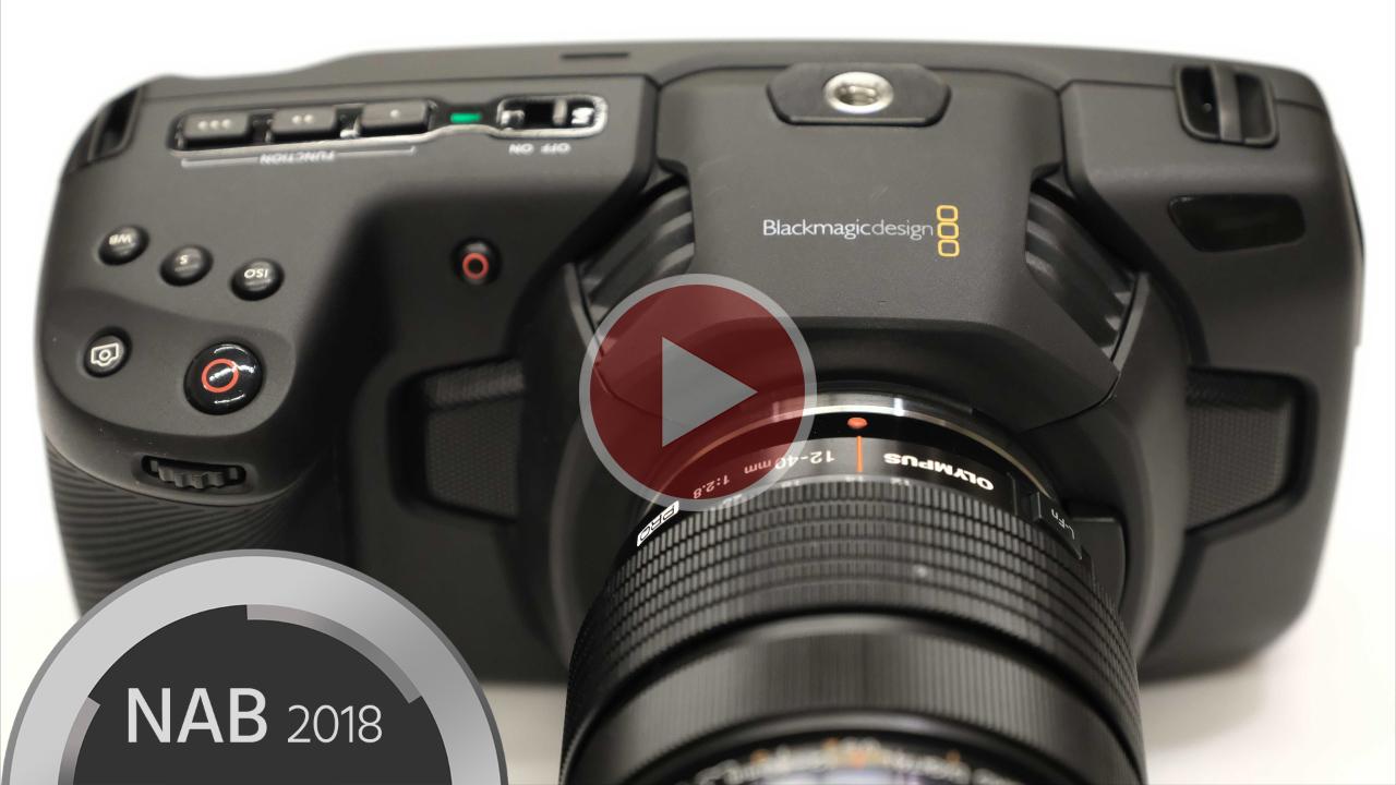 ブラックマジックデザインが4Kポケットシネマカメラを発表 - Grant Petty CEOに聞く