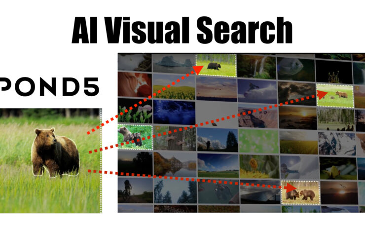 Pond5 Launches New Artificial Intelligence Visual Search for Videos