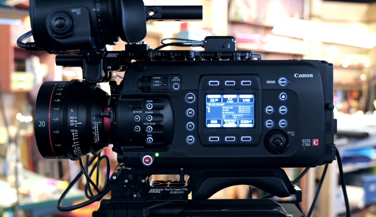 Canon Offering 4-Year Interest Free Financing on Select Cinema Cameras in US