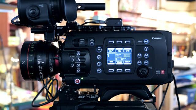 C700 Full Frame