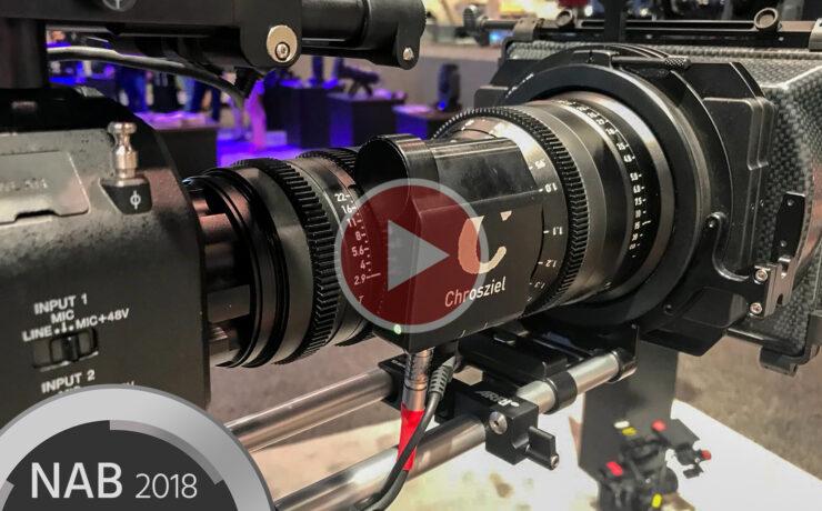 Chrosziel Compact Zoom Control Kit Brings Servo to LWZ.3, MK Zooms & More