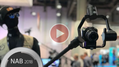 The Digiboom – A Handheld Jib and Gimbal Combo from Redrock Micro