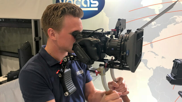 Vocas Flexible Small Camera Shoulder Rig