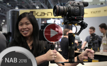 Ikan PIVOT 3-Axis Gimbal with 8lbs Payload – Hands On
