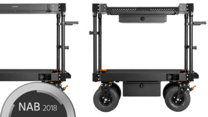 Inovativ Apollo - The 40% Stronger Compact Camera Cart