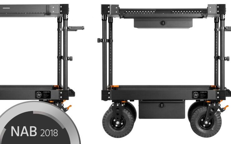 Inovativ Apollo - The 40% Stronger Compact Camera Cart