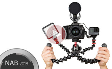 Joby GorillaPod Rig – Now with Room for Accessories