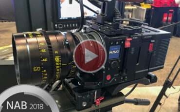Hands on With Kinefinity Mavo and Cinema Optics