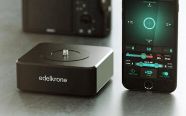 Edelkrone Motion BOX - A Modular, Pocket-Sized Motion Control System