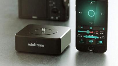 Edelkrone Motion BOX - A Modular, Pocket-Sized Motion Control System
