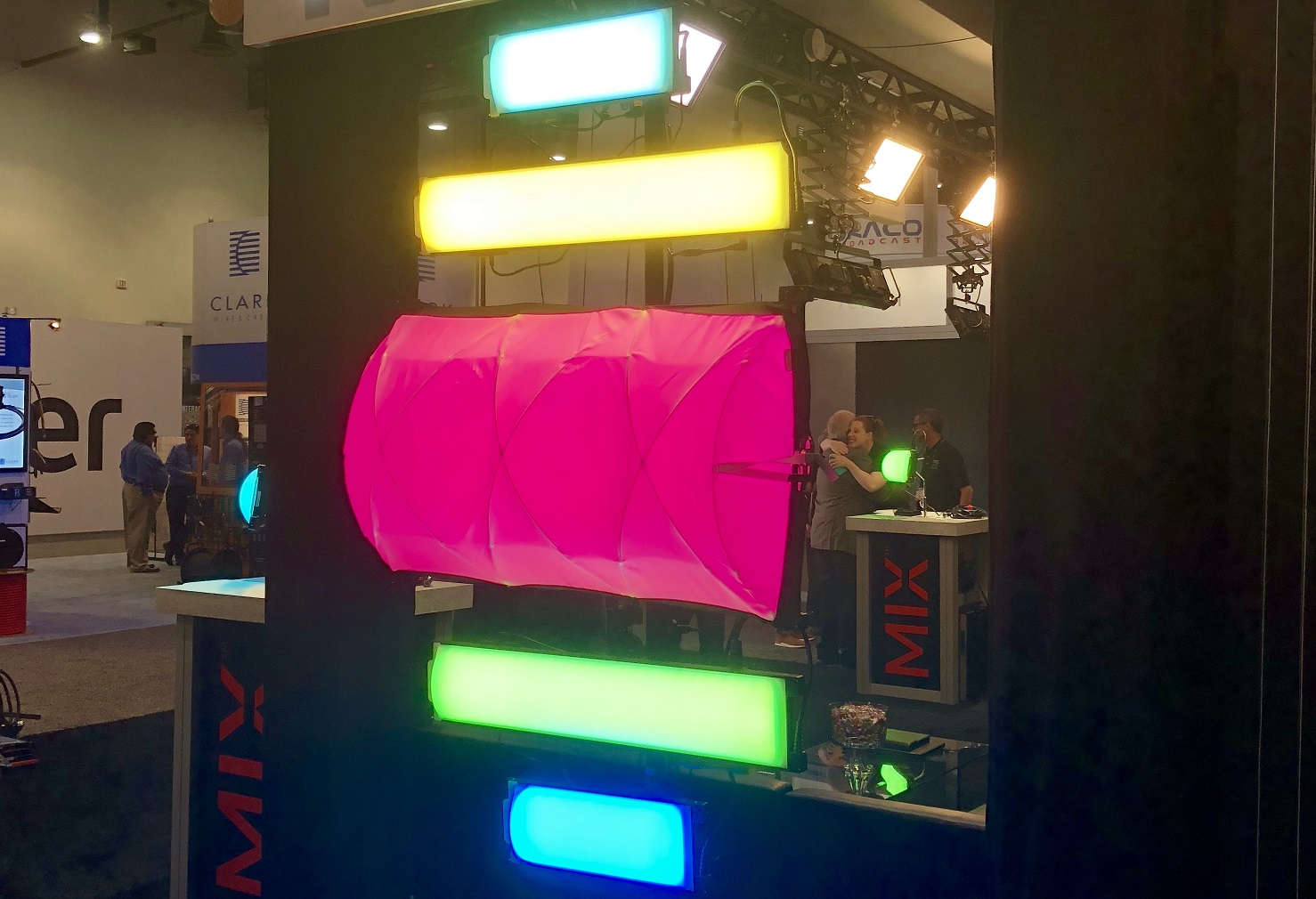 Color Mixing Led Light Fixture Cinema5d