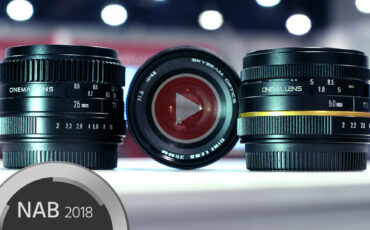 Meet SKYBEAM's 2nd Gen Cinema Primes – Super35, Tiny and Lightweight
