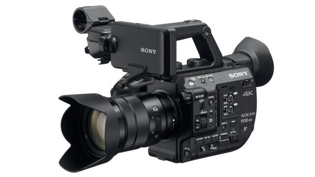Sony FS5 II