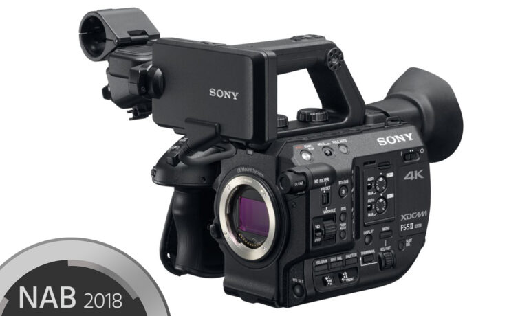 The Sony FS5 II is Officially Out, Z190 and Z280 Announced