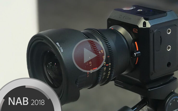 Z Cam E2 - A New Micro Four Thirds Camera Capable of Capturing 4K at 120fps