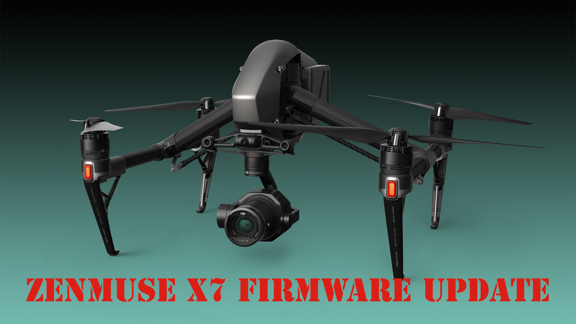 DJI Updates Zenmuse X7 Camera Supporting Apple ProRes RAW
