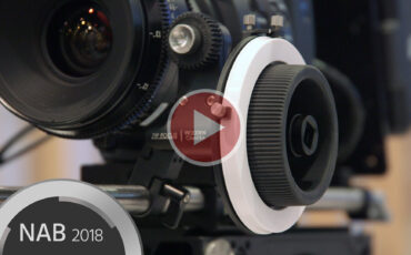 Wooden Camera Zip Focus, Push Button Rosettes & PL Mount for C200