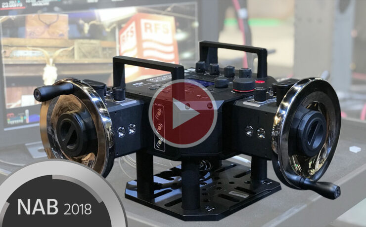 """DJI Master Wheels - """"Old Style"""" Controllers for Gimbal Operation"""