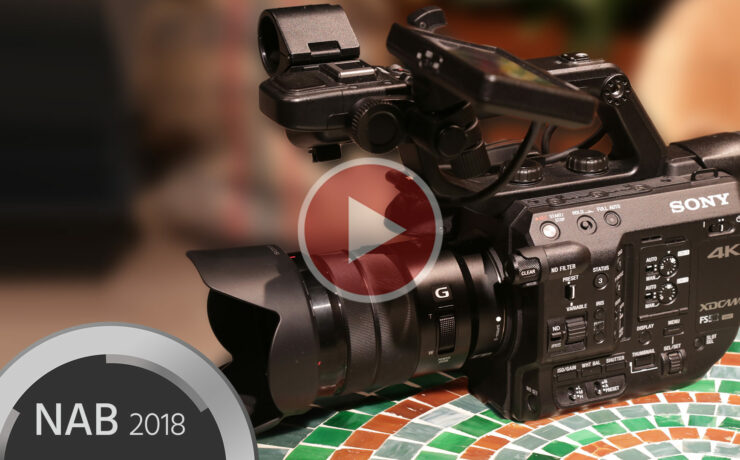 Sony Interview: FS5 II, What's REALLY New?