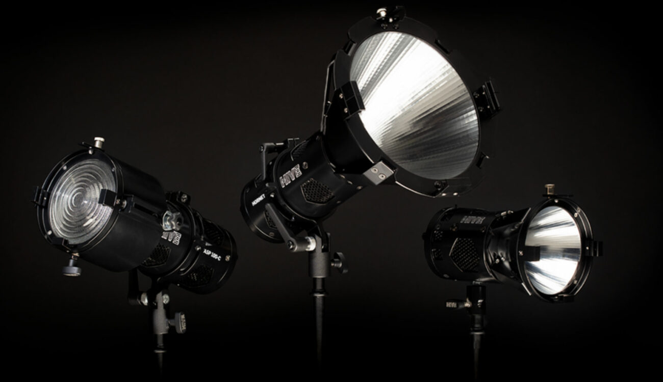 Hive Lighting Introduces Bee 50-C and Hornet 200-C