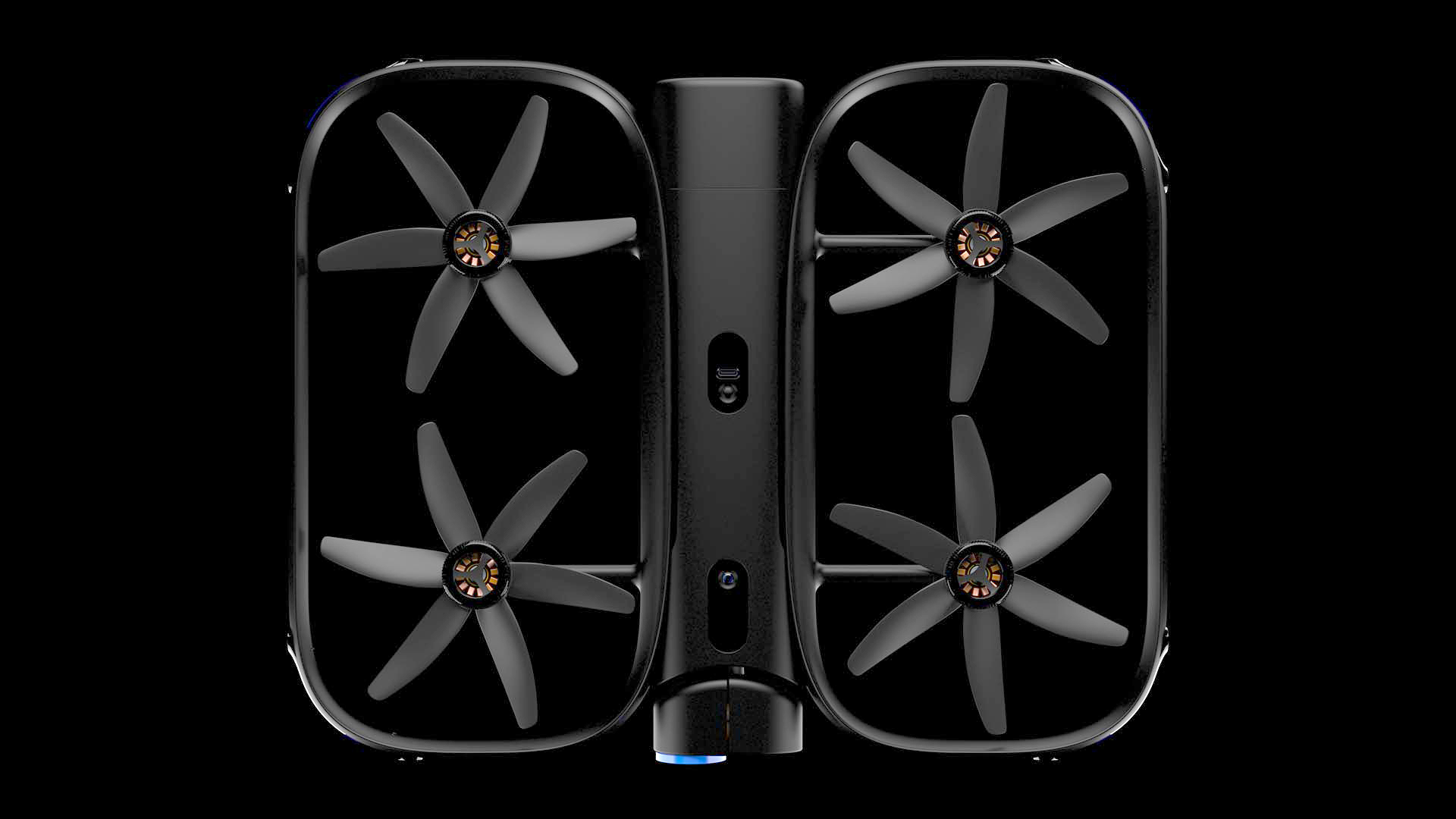 Skydio R1 - 4K撮影可能な次世代の自立型ドローン