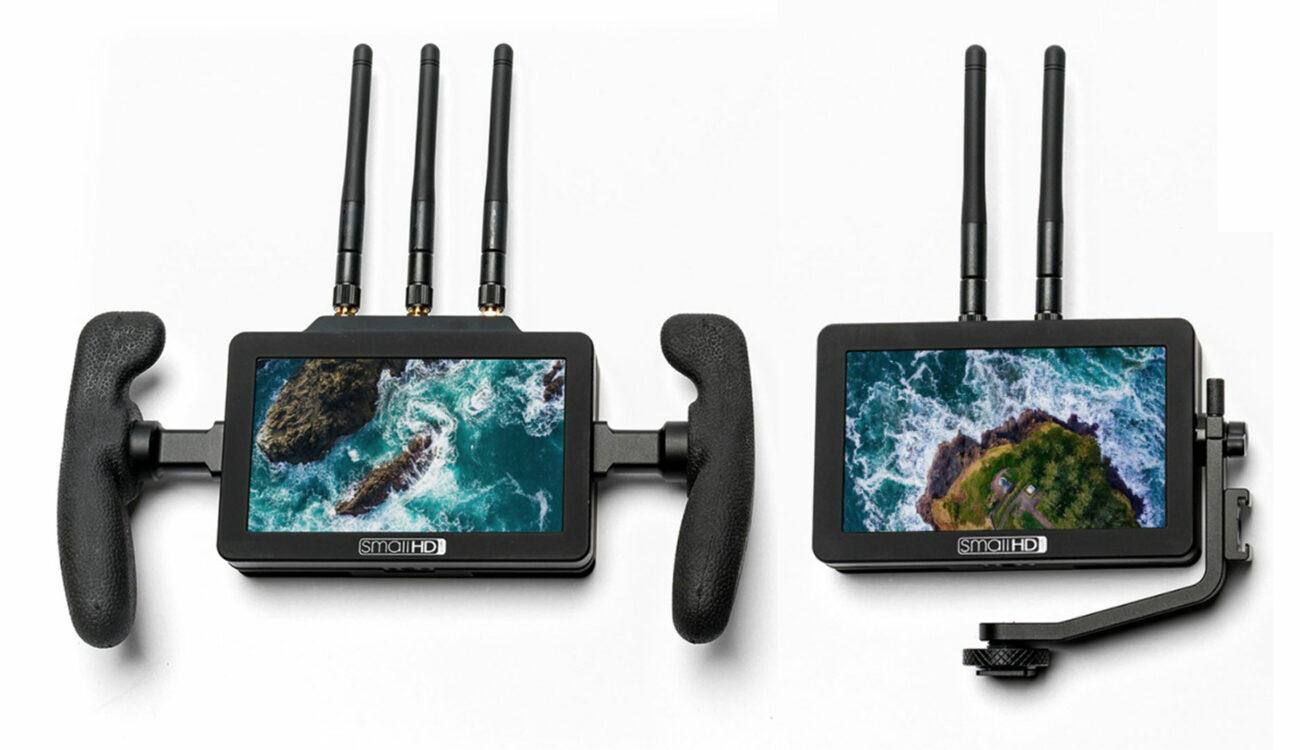 SmallHD and Teradek Announce FOCUS Bolt TX and Bolt RX Wireless Monitors