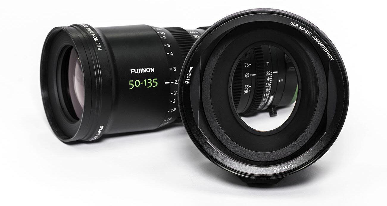 Make Your FUJINON MK Lens Anamorphic – SLR Magic Anamorphot 1.33x-65 Announced