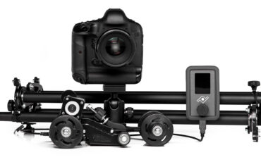 Apodo Hits Kickstarter – A Remote Controlled Slider/Dolly Hybrid