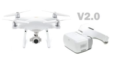 DJI Phantom 4 Pro v2.0 is Here - Quieter and FPV-Oriented