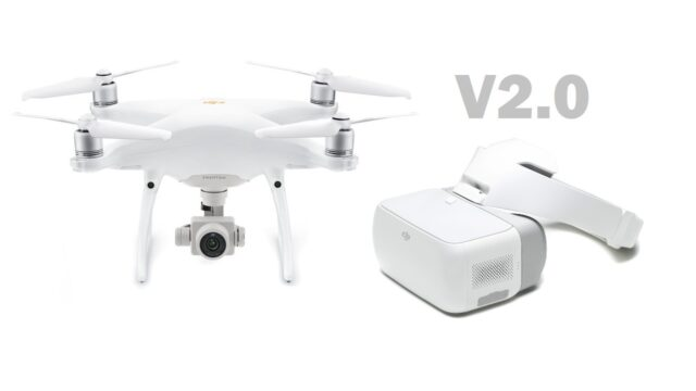 DJI Phantom 4 Pro v2 0 is Here - Quieter and FPV-Oriented | cinema5D