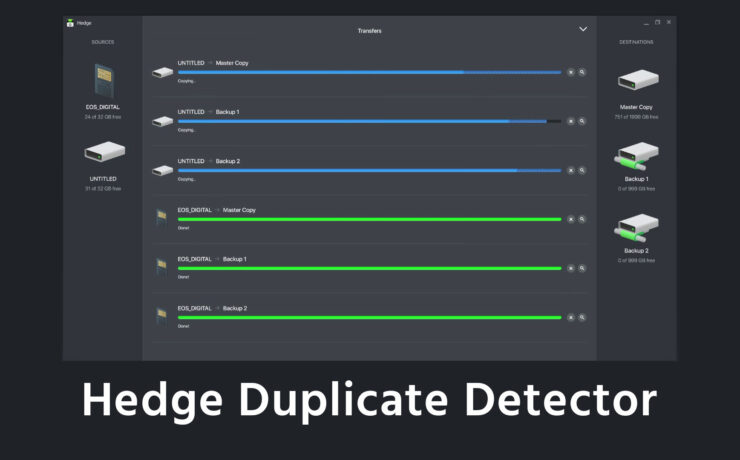 Hedge Adds Automatic Duplicate Detection in its Latest Update
