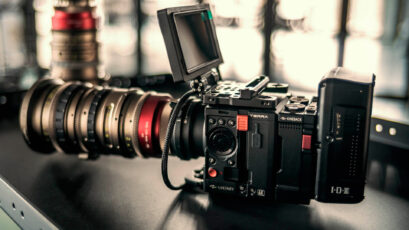 KineOS 6 for Kinefinity Terra Cameras is Here – New UI and Compressed RAW