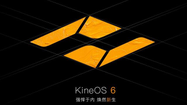 KineOS 6