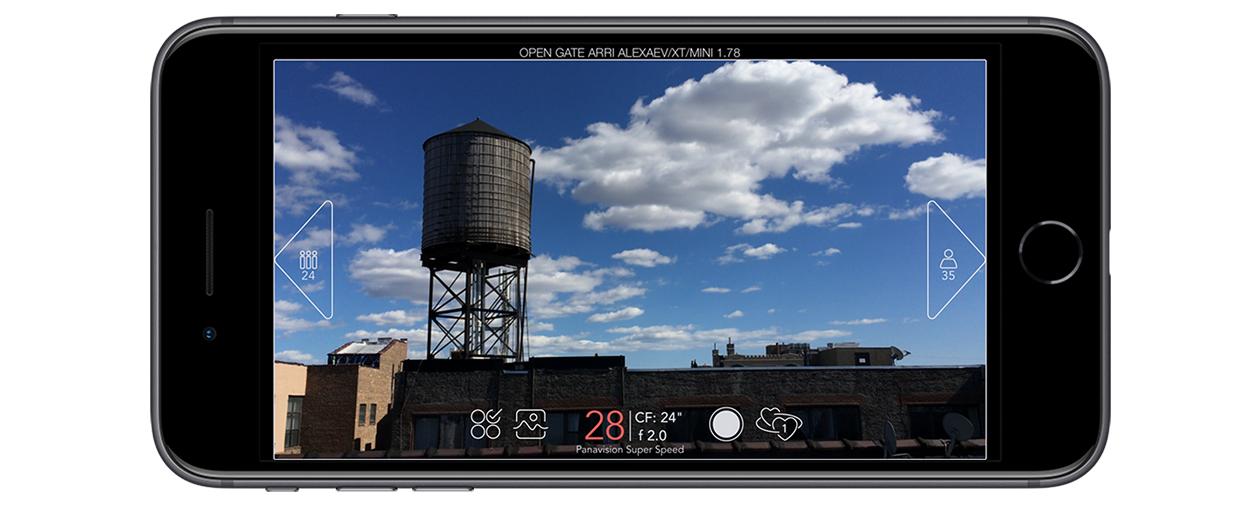 Aplicación Lenser Viewfinder Simulator para iOS - económica y fácil ...