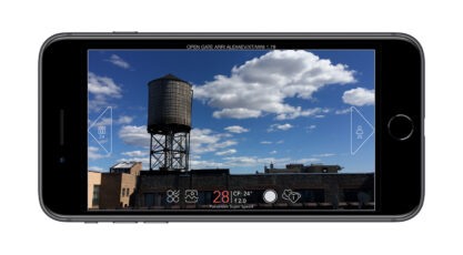 Lenser Viewfinder Simulator App for iOS – Cost Effective And Easy To Use