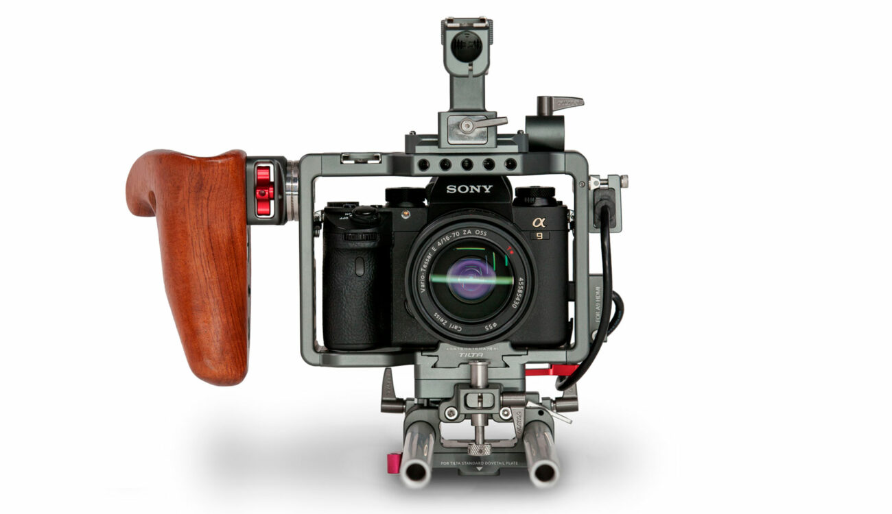 Tilta Updates Its Award Winning Cage For Sony a7 III and a9 Cameras