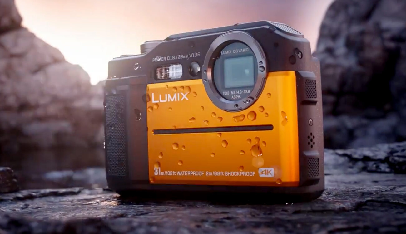 The Panasonic Lumix FT7 Shoots 4K, Has an EVF and Is Super Rugged