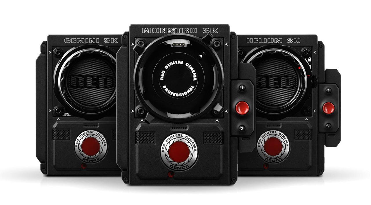 ¿Cuál RED es cuál? Línea de cámaras RED explicada – Confusión obsoleta
